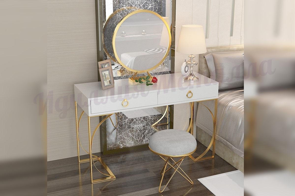 Туалетный столик в стиле Лофт BUD-LOFT-007