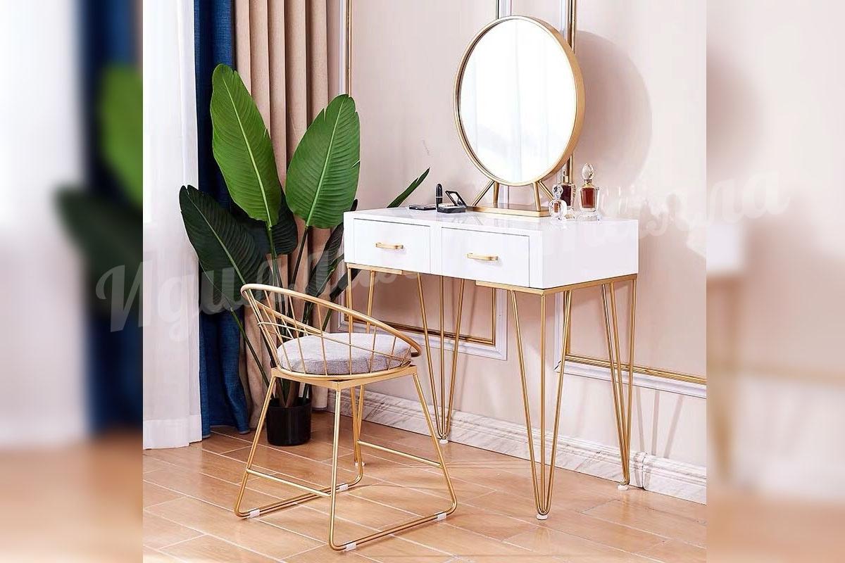 Туалетный столик в стиле Лофт BUD-LOFT-009