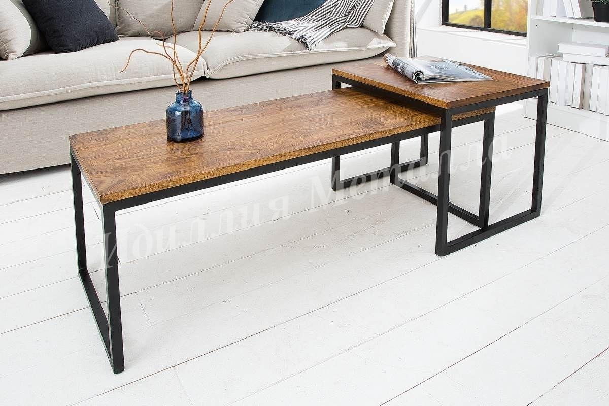 Журнальный и кофейный столик Лофт LOFT-COFE-005