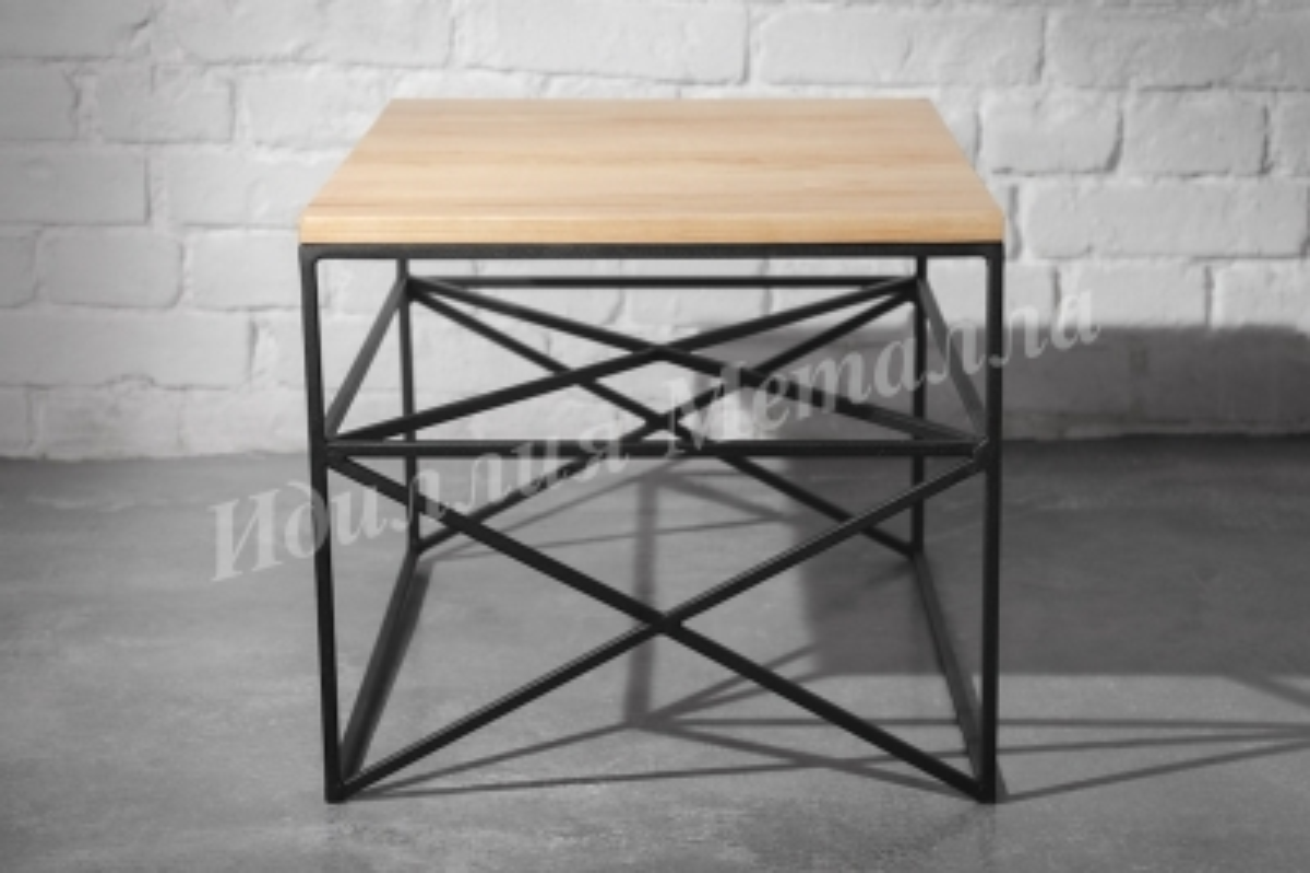 Журнальный столик Лофт LOFT-COFE-022