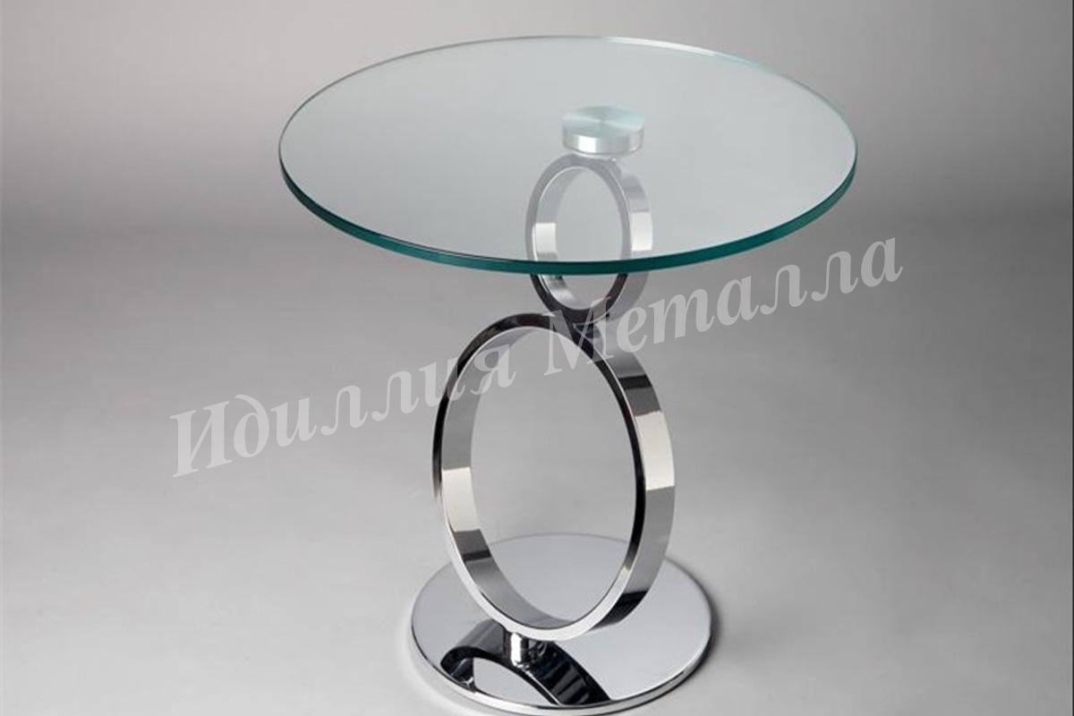 Круглый кофейный столик Лофт LOFT-COFE-051