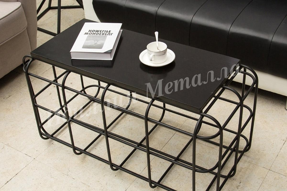 Журнальный столик Лофт LOFT-COFE-056