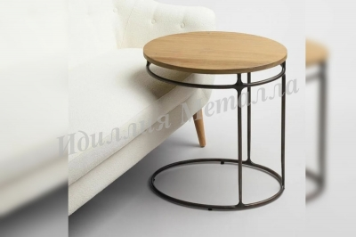 Кофейный столик Лофт LOFT-COFE-075