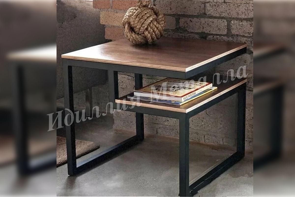 Журнальный столик Лофт LOFT-COFE-076