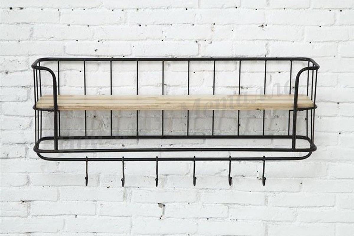 Вешалка в стиле Лофт LOFT-VESH-006