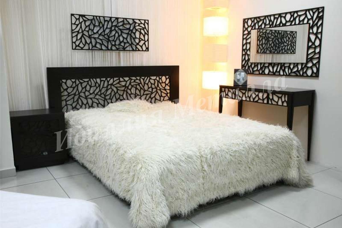 Кровать из металла LZ-011