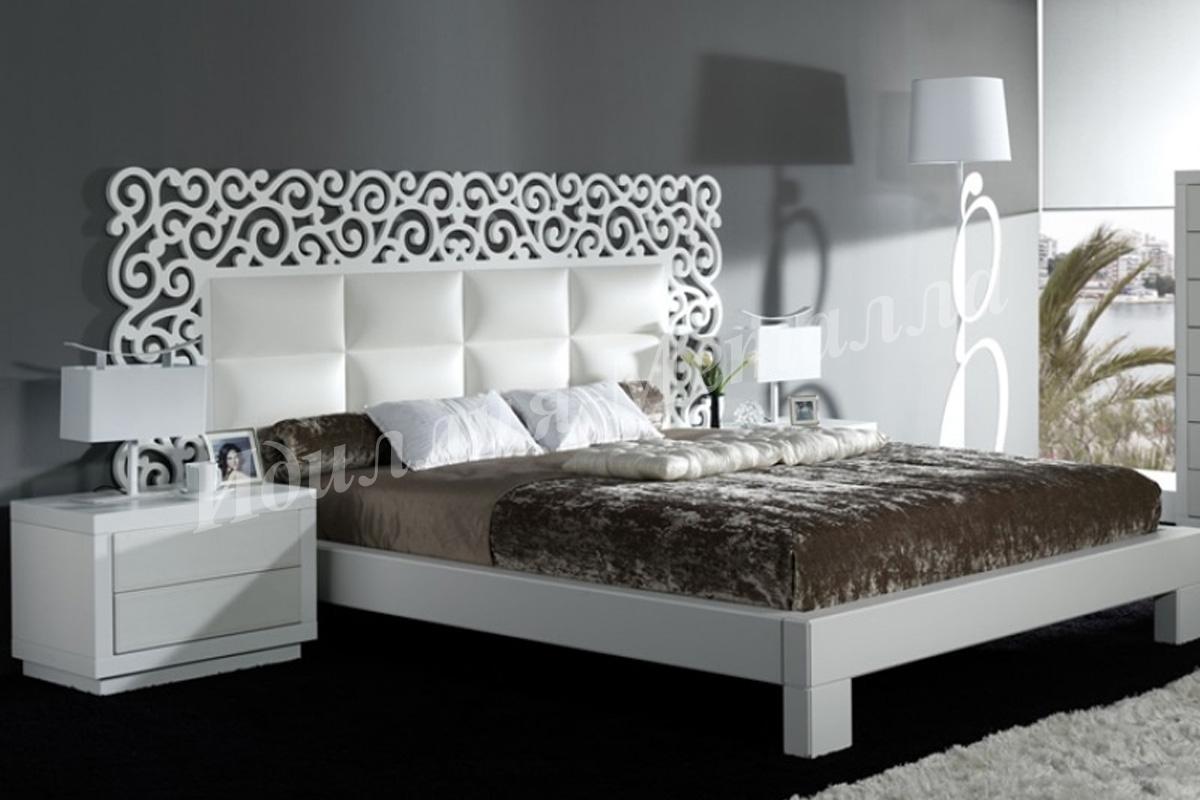 Кровать из металла LZ-020