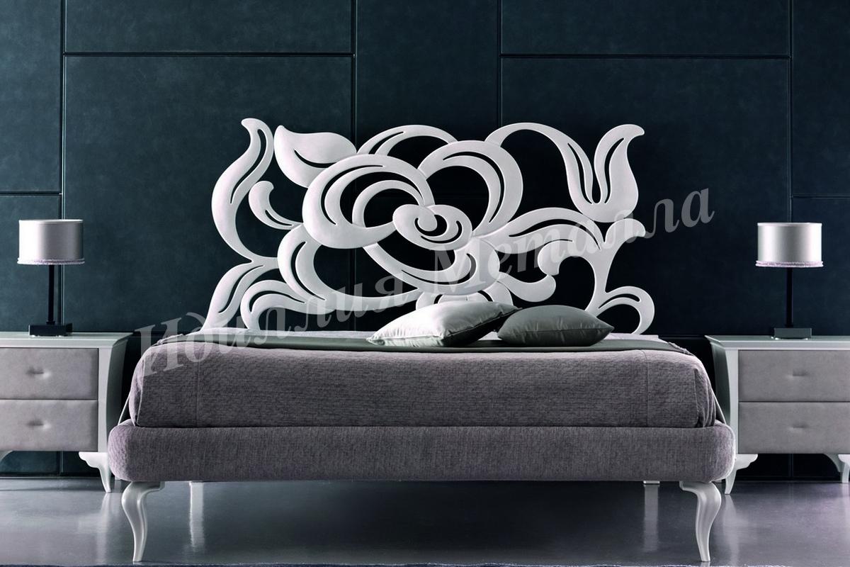 Кровать из металла LZ-023