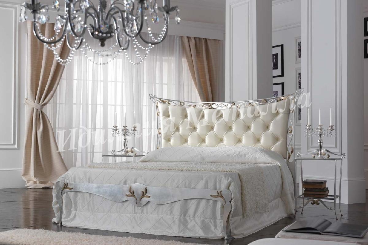 Кровать из металла LZ-025