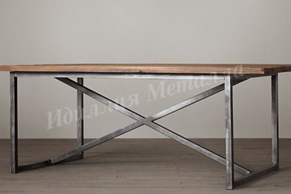 Обеденный стол Лофт STOL-LOFT-017