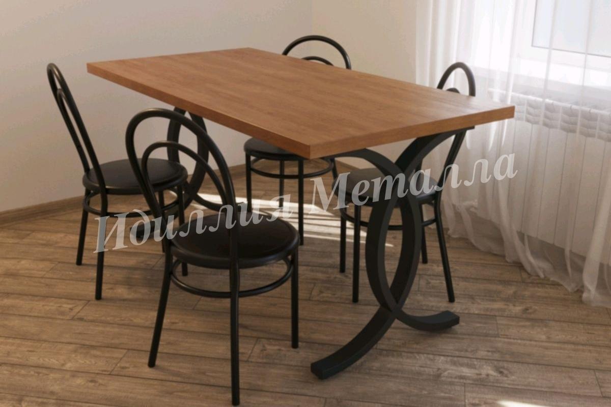 Обеденный стол Лофт STOL-LOFT-025
