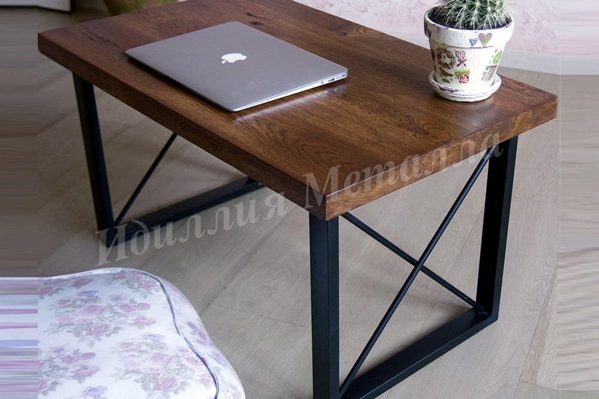 Письменный стол в стиле Лофт STOL-WRITE-003