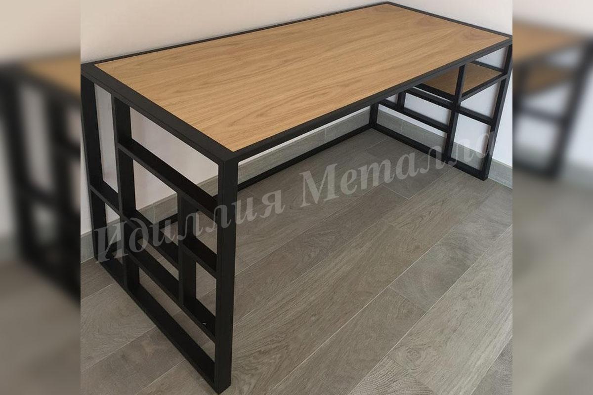 Офисный стол в стиле Лофт STOL-WRITE-006