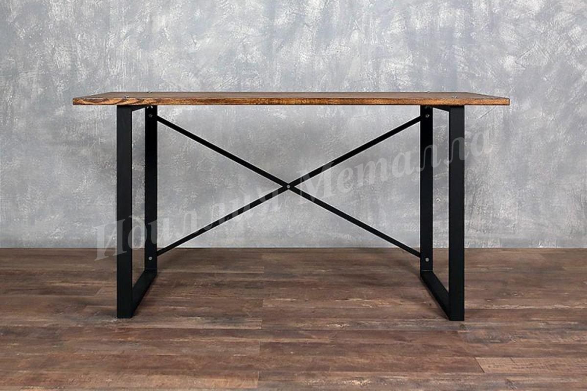 Письменный стол в стиле Лофт для школьника STOL-WRITE-013