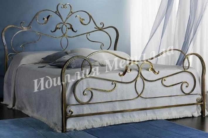 Кровать 038