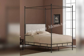 Кровать с балдахином B-048